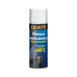 Pintura Anticalórica Xylazel Oxirite Spray Negro 400ml