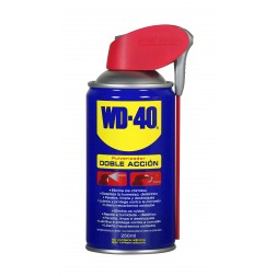 Spray 5 funciones WD-40 doble accion 250ml.