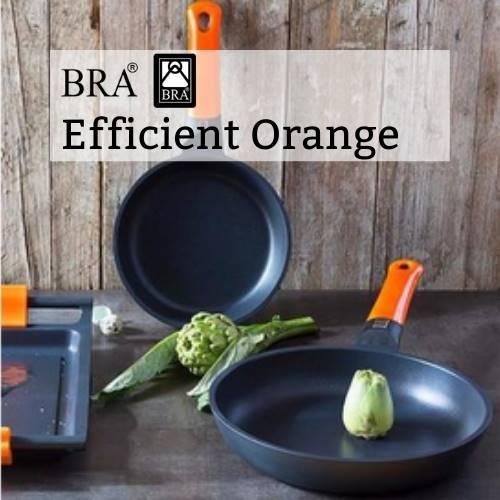 Bra Efficient Orange