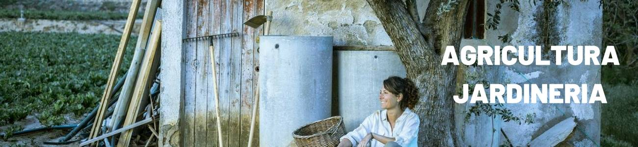 Agricultura, jardinería y labores de campo con Bellota