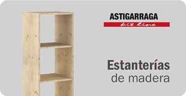 Estanterías de Madera Astigarraga