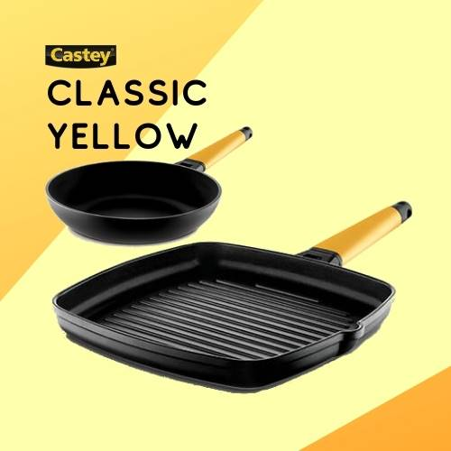 Castey Classic Yellow
